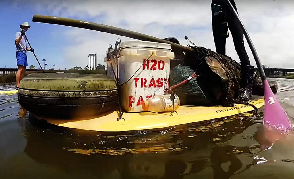 H20 sup patrol San Diego.
